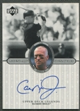 2000 Upper Deck Legends #SCR Cal Ripken Jr. Legendary Signatures Auto