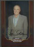 2009 Americana #90 James Caan Private Signings Auto #36/50