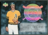 2005 Upper Deck Hall of Fame #RF1 Rollie Fingers Cooperstown Calling Rainbow #1/1