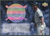 2005 Upper Deck Hall of Fame #DW1 Dave Winfield Cooperstown Calling Rainbow #1/1