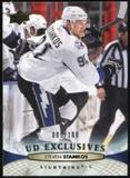 2011/12 Upper Deck Exclusives #26 Steven Stamkos /100