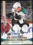 2011/12 Upper Deck Exclusives #44 Logan Couture /100