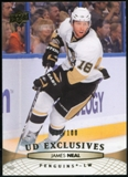2011/12 Upper Deck Exclusives #52 James Neal /100
