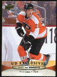 2011/12 Upper Deck Exclusives #63 James van Riemsdyk /100