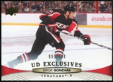 2011/12 Upper Deck Exclusives #70 Sergei Gonchar /100