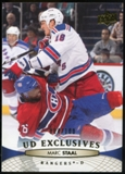 2011/12 Upper Deck Exclusives #74 Marc Staal /100