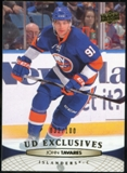 2011/12 Upper Deck Exclusives #80 John Tavares /100
