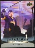 2011/12 Upper Deck Exclusives #113 Drew Doughty /100