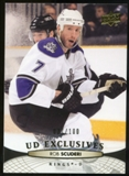 2011/12 Upper Deck Exclusives #115 Rob Scuderi /100