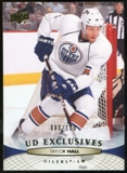 2011/12 Upper Deck Exclusives #126 Taylor Hall /100