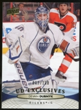 2011/12 Upper Deck Exclusives #127 Devan Dubnyk /100