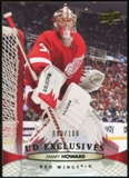 2011/12 Upper Deck Exclusives #135 Jim Howard /100
