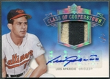 2005 Upper Deck Hall of Fame #LA2 Luis Aparicio Class of Cooperstown Rainbow Patch Auto #1/1