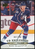 2011/12 Upper Deck Exclusives #152 Anton Stralman /100