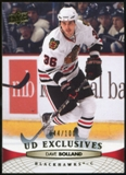 2011/12 Upper Deck Exclusives #164 Dave Bolland /100