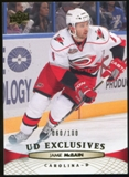 2011/12 Upper Deck Exclusives #168 Jamie McBain /100