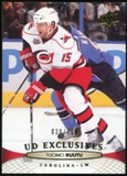 2011/12 Upper Deck Exclusives #171 Tuomo Ruutu /100