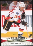 2011/12 Upper Deck Exclusives #173 Jarome Iginla /100