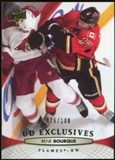 2011/12 Upper Deck Exclusives #175 Rene Bourque /100