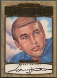 1999 Donruss #AGK2 Johnny Unitas All-Time Gridiron Kings Auto #0145/1000