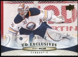 2011/12 Upper Deck Exclusives #180 Ryan Miller /100