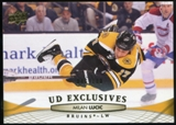 2011/12 Upper Deck Exclusives #193 Milan Lucic /100