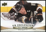 2011/12 Upper Deck Exclusives #197 Ryan Getzlaf /100