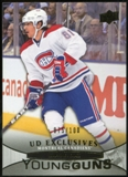 2011/12 Upper Deck Exclusives #221 Raphael Diaz YG /100
