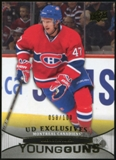 2011/12 Upper Deck Exclusives #222 Brendon Nash YG /100