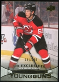 2011/12 Upper Deck Exclusives #226 Adam Henrique YG /100