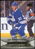 2011/12 Upper Deck Exclusives #241 Jake Gardiner YG /100