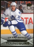 2011/12 Upper Deck Exclusives #242 Joe Colborne YG /100