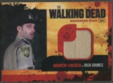2011 The Walking Dead #M1 Andrew Lincoln as Rick Grimes Wardrobe Memorabilia