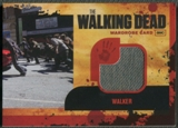 2011 The Walking Dead #M14 Walker Wardrobe Memorabilia