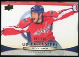2011/12 Upper Deck Exclusives #262 Brooks Laich /100