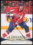 2011/12 Upper Deck Exclusives #266 John Erskine /100