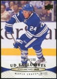 2011/12 Upper Deck Exclusives #275 John-Michael Liles /100