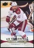 2011/12 Upper Deck Exclusives #311 Daymond Langkow /100