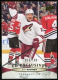 2011/12 Upper Deck Exclusives #312 Ray Whitney /100