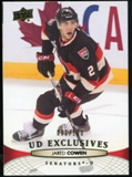2011/12 Upper Deck Exclusives #325 Jared Cowen /100