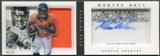 2013 Panini Playbook #229 Montee Ball Rookie Jersey Auto #03/51