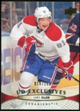 2011/12 Upper Deck Exclusives #360 Lars Eller /100
