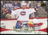 2011/12 Upper Deck Exclusives #361 Travis Moen /100