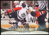 2011/12 Upper Deck Exclusives #373 Kyle Clifford /100
