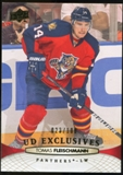 2011/12 Upper Deck Exclusives #375 Tomas Fleischmann /100