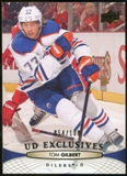 2011/12 Upper Deck Exclusives #386 Tom Gilbert /100
