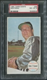 1964 Topps Giants Baseball #28 Bob Friend SP PSA 8 (NM-MT) *6549