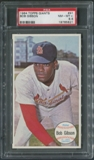 1964 Topps Giants Baseball #41 Bob Gibson PSA 8.5 (NM-MT+) *5821