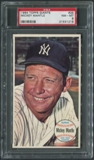 1964 Topps Giants Baseball #25 Mickey Mantle PSA 8 (NM-MT) *1218