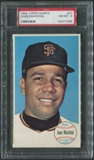 1964 Topps Giants Baseball #37 Juan Marichal PSA 8 (NM-MT) *1586